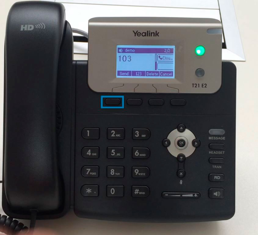 t21 conference call send