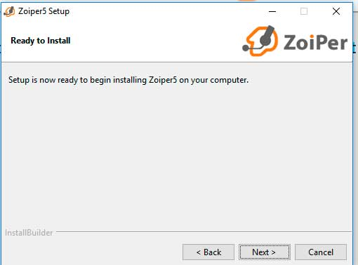 zopier ready to install