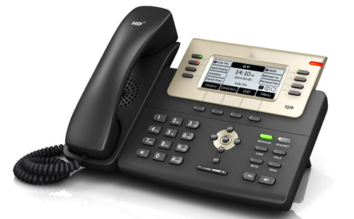 Phone T27G for recepcionist
